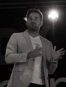 Jakob de Jonge at TEDx Leiden